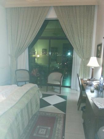Atlantic Palace Hotel : Chambre