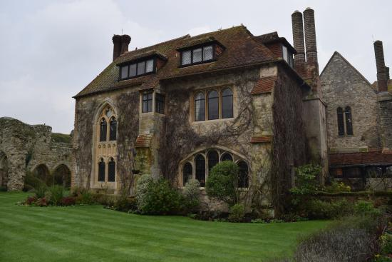 Amberley Castle: Picture of the main building