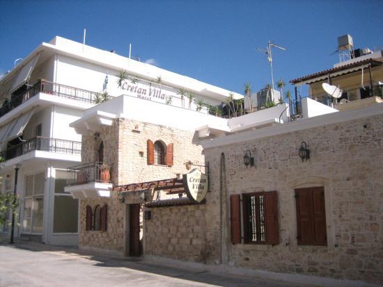 Cretan Villa Hotel & Apartments : Top Tip: Hotel Cretan Villa Ierapetra, Kreta
