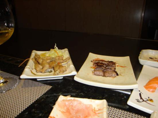 Restaurante Japones Osaka: no dejéis de probar las ancas de rana