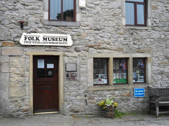 ‪Grassington Folk Museum‬