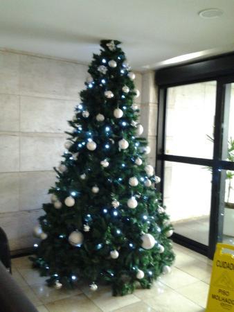 Hotel Sol Belo Horizonte: Já decorado para o natal