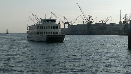 Kobe Bay Cruise: ロイヤルプリンセス号