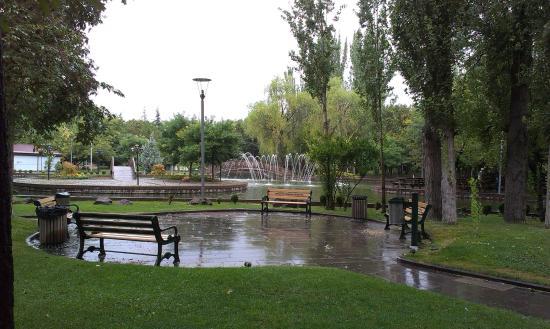Bera Ankara : Kurtulus Park