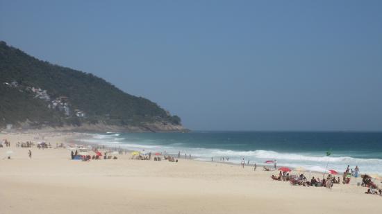 Sao Conrado Beach: Linda
