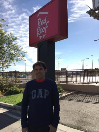 Red Roof Inn Las Vegas : Perto de tudo