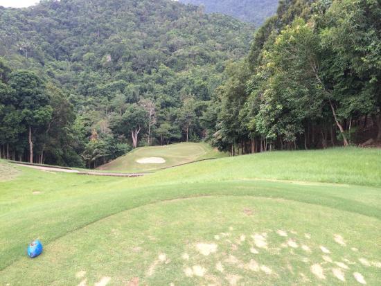 Santiburi Samui Country Club: Pick your weapon wisely