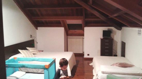 Hotel Spa Casa Conors: habitación 303