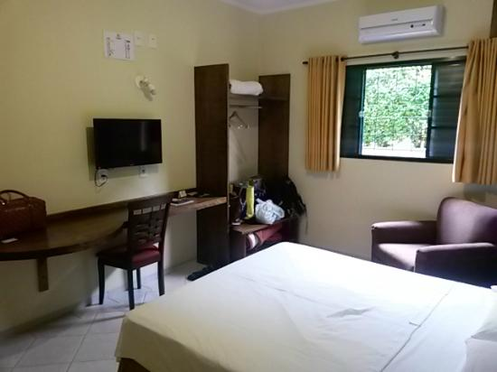 Maria Plaza Hotel : Quarto casal