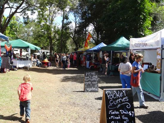 Nimbin Markets: Some of the yummiest multicultural foods in the area