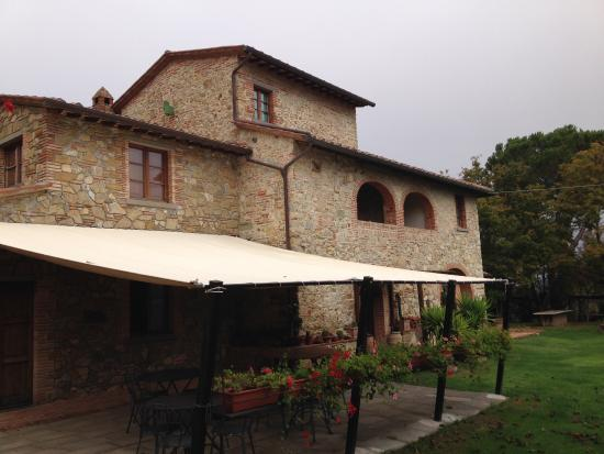 Bed & Breakfast Le Caselle: Esterno