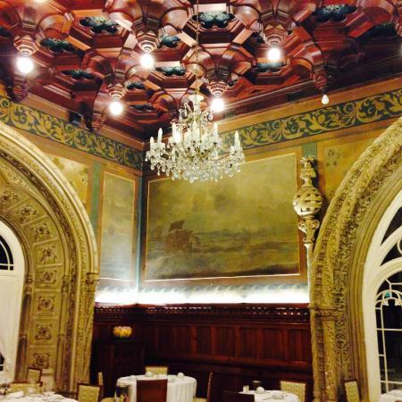 Palace of Bussaco : Salão do restaurante