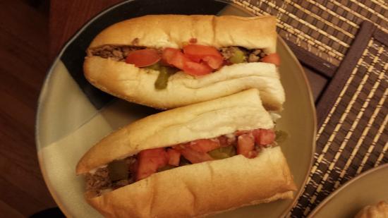 Nadeau's Bob Subs Salads Wraps