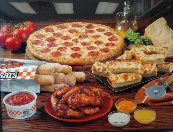 Fast Food Near American University