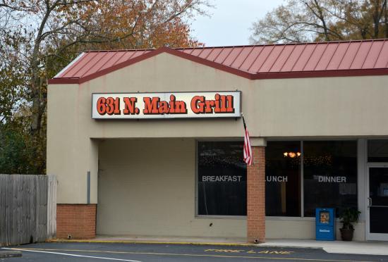 631 N. Main Grill