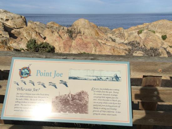 HI Monterey Hostel: 17 miles