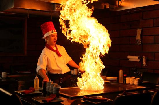Iron Chef Japanese Cuisine 사진