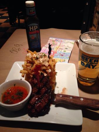Jack Astor's Bar and Grill: Steak