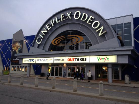 Cineplex Odeon Aurora Cinemas