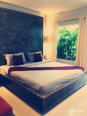 Aonang Paradise Resort: spacious room