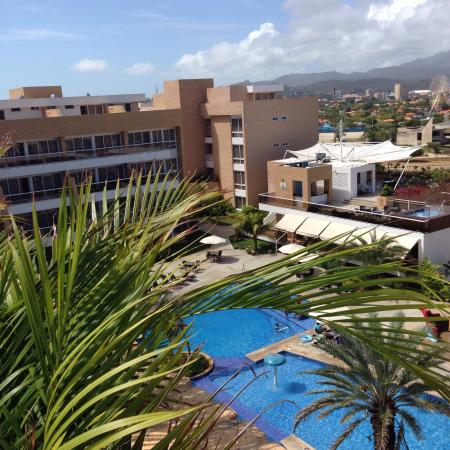 Margarita Real Boutique Hotel: Vista externa