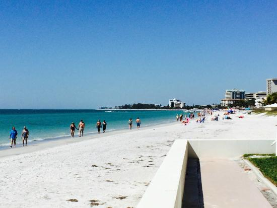 Lido Beach Key In March 2017