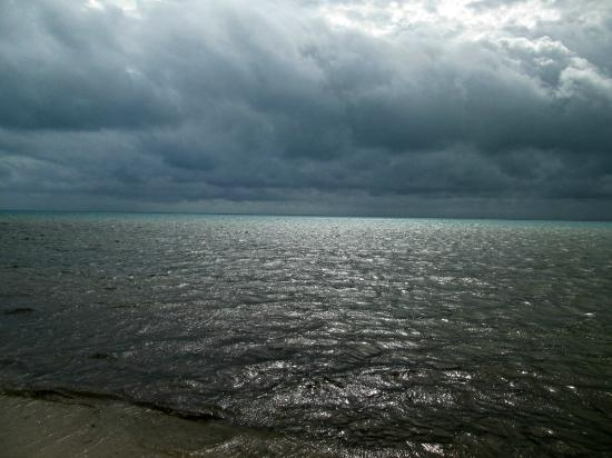 Long Key State Recreation Area: Hopefully, your weather will be better!