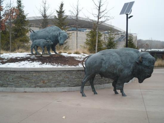 Minnesota Zoo : entrance