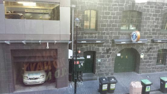 CityLife Auckland: View from room 205