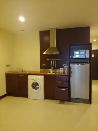 Grand Mercure Bangkok Asoke Residence: キッチン