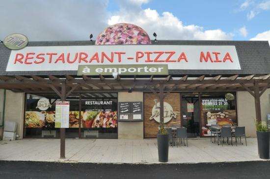 Pizza-Mia: Pizza Mia