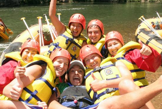 RnR White Water Rafting: Great for groups