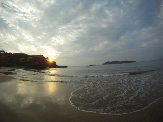 Club Med Ixtapa Pacific : Beautiful Beach