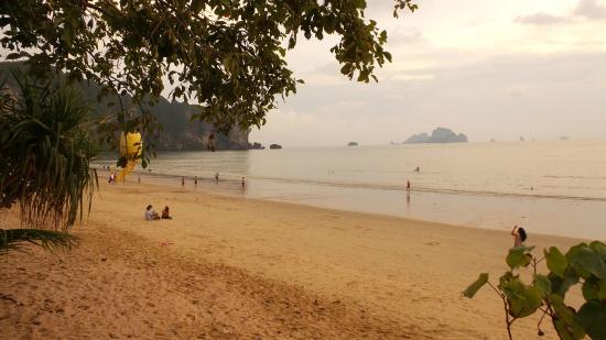 The Last Fisherman : Beach View