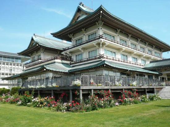 Otsu, Japonia: びわ湖大津館全景