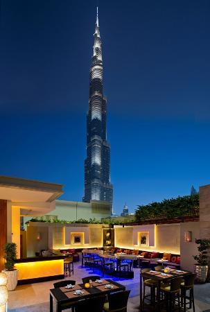 Cabana: Cabana and the Burj Khalifa