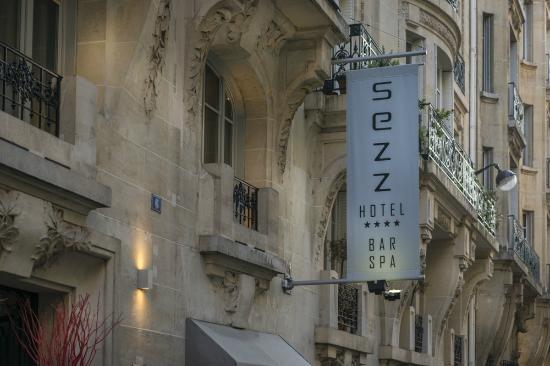 Image result for hotel sezz paris