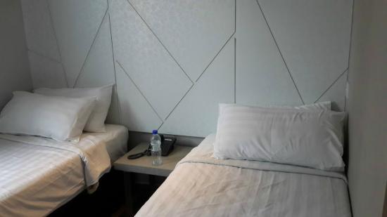 Fragrance Hotel - Ruby: Twin room