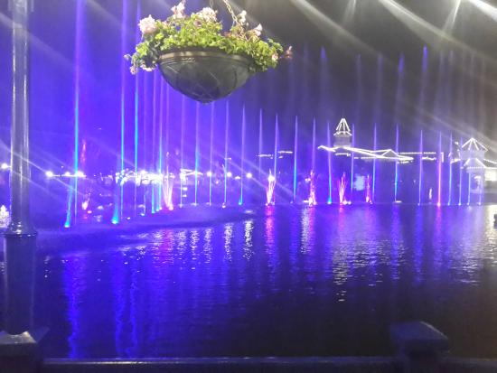 The Boardwalk Casino & Entertainment World: Musical Lights
