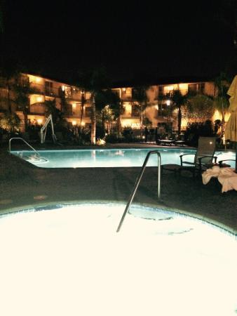 DoubleTree by Hilton Hotel Ontario Airport: jacuzzi
