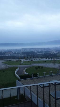 Hotel Casino Chaves : Uma vista fabulosa de Chaves