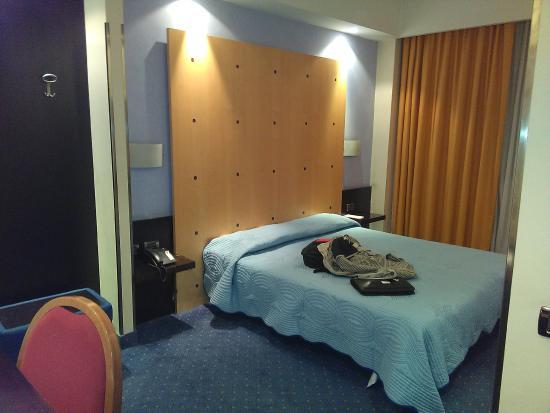 Hotel degli Imperatori: letto