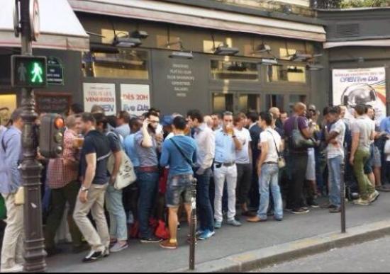 Tripadvisor Open Cafe Paris