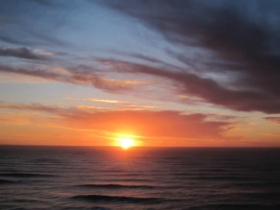 Clifton Beaches : Amzing sunset scene