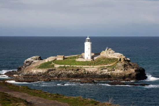 South West Coast Path - Godrevy Head