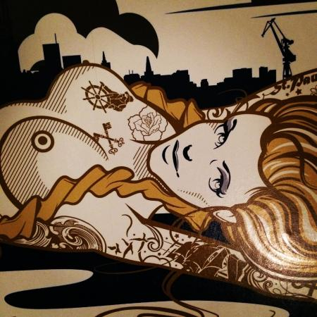 Pyjama Park Hotel und Hostel: Mermaid Suite