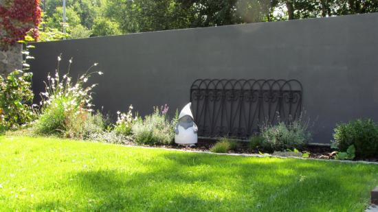 Domaine de la Jarrige : Jardin zen