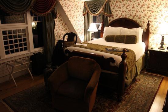 Ivy Lodge: Magnolia Room