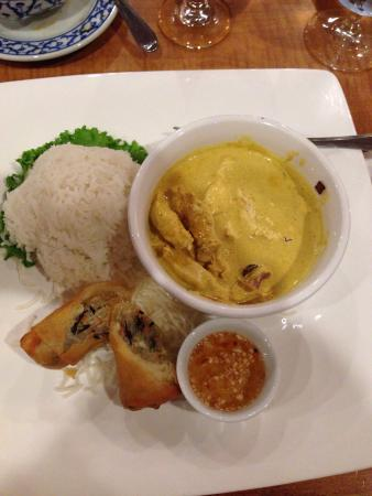 Sala Thai: Todays menu. Excellent, abundant and the right price