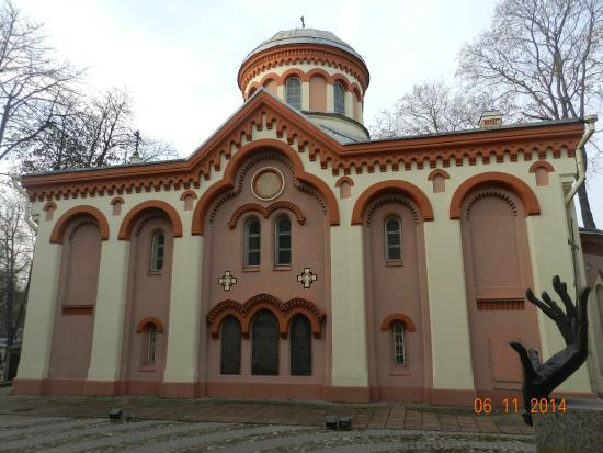 ‪Orthodox Church of St. Paraskeva (Pyatnickaya)‬